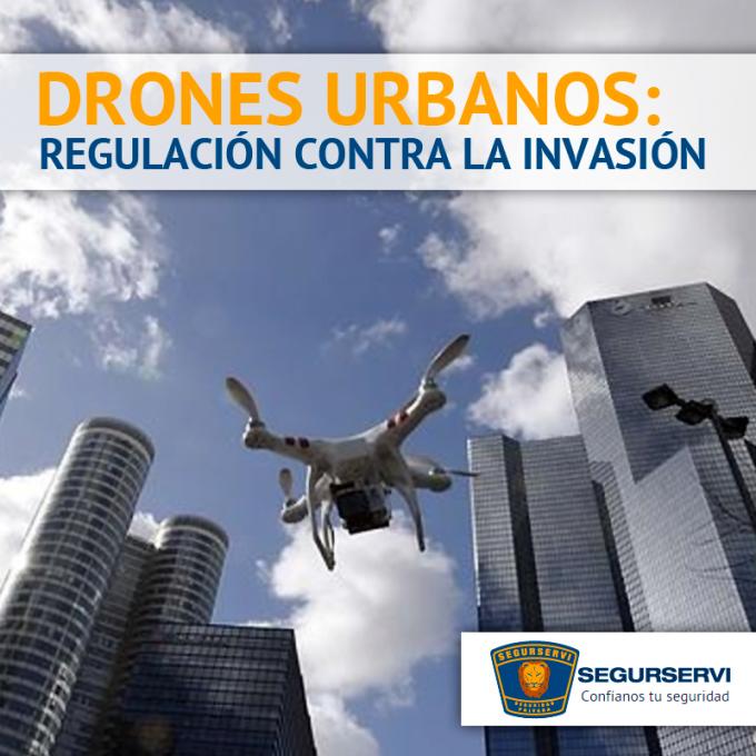 Nueva normativa para vuelos de drones en las ciudades