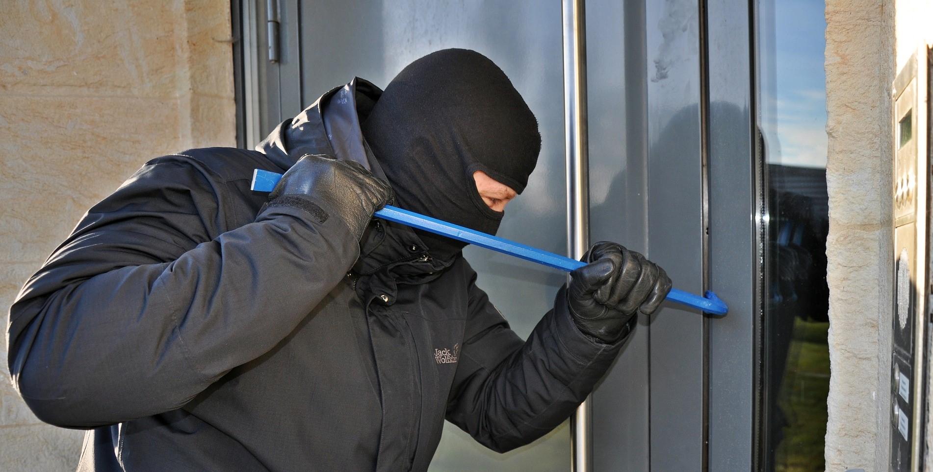 Técnicas de los ladrones en viviendas.